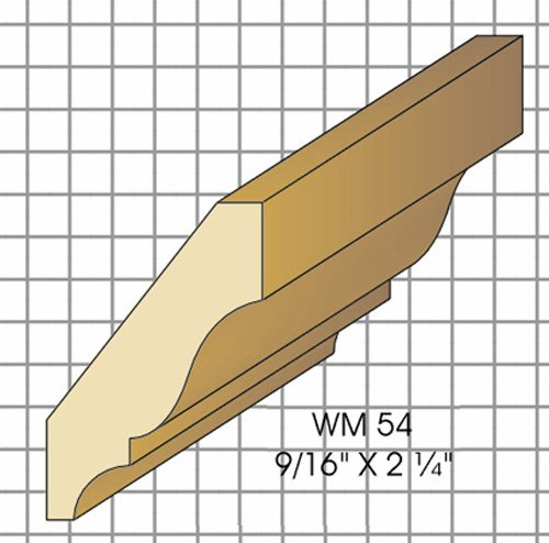 wm54 crown Knife Fits Woodmaster/Belsaw/Powermatic/Jet