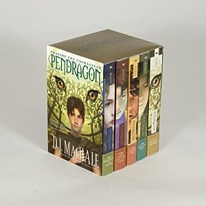 Pendragon - D.J. MacHale Books 01 - 10 COMPLETE