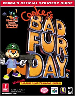 Conker's Bad Fur Day: Prima's Official Strategy Guide: David Hodgson