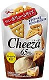 江崎グリコ クリームチーズ仕立てのチーザ 50g×10個