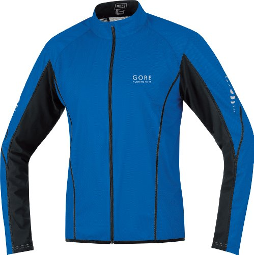 Gore Pulse Running Wear Men's Jacket Active Shell