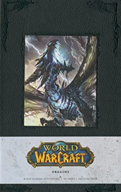 World of Warcraft® Dragons Hardcover Blank Journal (Large)