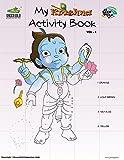My Krishna Activity Book - Vol. 1 (Chhota Bheem)