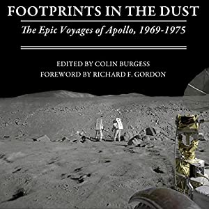 Footprints in the Dust Audiobook