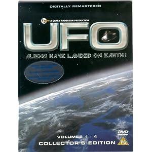 U.F.O - Volumes 1 - 4 Boxset [Import anglais]