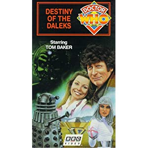 Doctor Who - Destiny of the Daleks movie