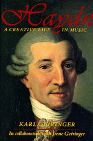 Haydn: A Creative Life in Music