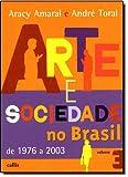 img - for Arte e Sociedade - Volume 3 (Em Portuguese do Brasil) book / textbook / text book