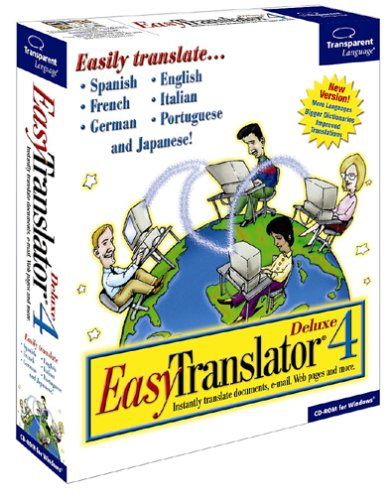 Easy Translator Deluxe 4B00006C7HJ : image