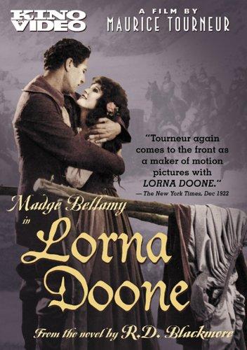 Lorna Doone (1922) (Silent) (Full Col) [DVD] [US Import] [NTSC]