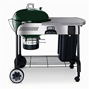 weber 847001 22 5 inch performer charcoal grill with touch n go propane ignition. Black Bedroom Furniture Sets. Home Design Ideas