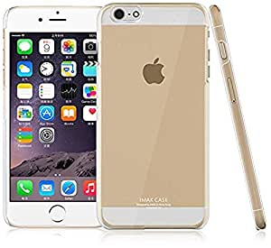 Heartly Imak Crystal Clear Hot Transparent Flip Thin Hard Bumper Back Case Cover For Apple iPhone 6 4.7 inch