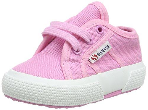 Superga 2750-Bebj Baby Classic Scarpe Walking Baby, Unisex bimbo, Rosa (Pink Begonia), 19