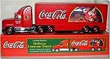 Coca-Cola Holiday Caravan Truck - 1998