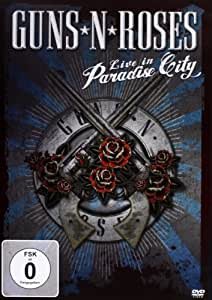 Guns n' roses - live in paradise city