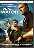 End Of Watch from Universal Studios