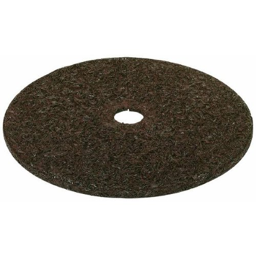 International Mulch RING24DC Rubberific Mulch Mat Tree Ring
