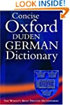 The Concise Oxford-Duden German Dicti...