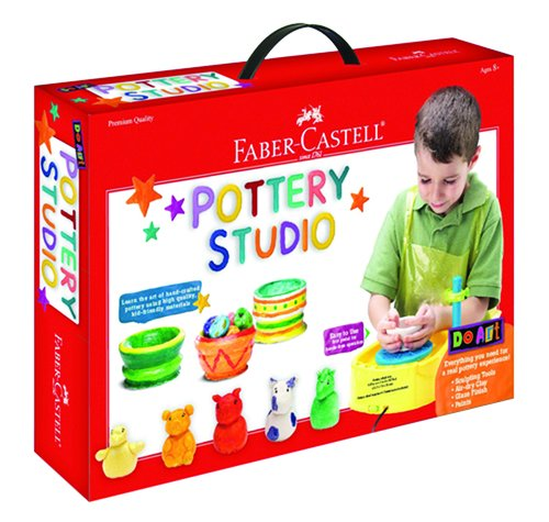Creativity for Kids Do Art - Pottery Studio (Creative Projects Table compare prices)