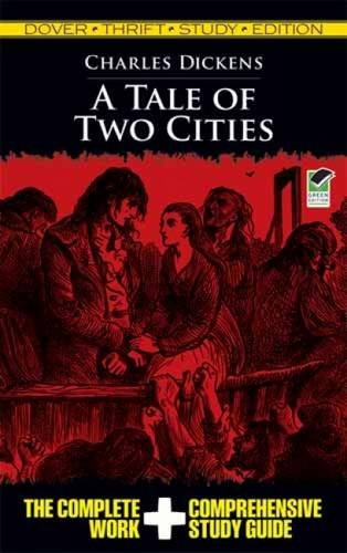 A Tale of Two Cities Characters