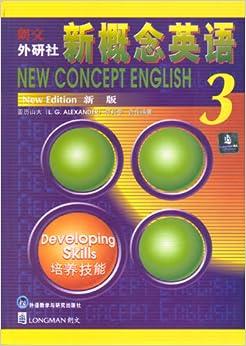 Developing Skills (New Concept English)