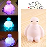 LED-Baymax-Color-Changing-Colorful-Night-Light-Lamp-Big-Hero6-Toy-Kids-Doll-gift