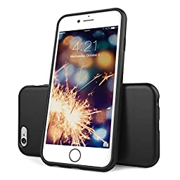 iPhone 6 Case, Flexion? [Euphoria Series] Ultimate Protection Case for iPhone 6 / 6S (4.7) **Lifetime Warranty** (Black)