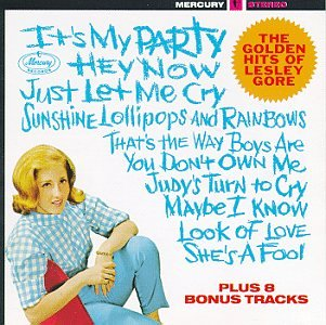 LESLEY GORE - Lesley Gore - The Golden Hits - Zortam Music