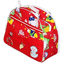 Kuber Industries Mama's Bag, Baby Carrier Bag, Diaper Bag, Travelling Bag - B01MYDNCCH