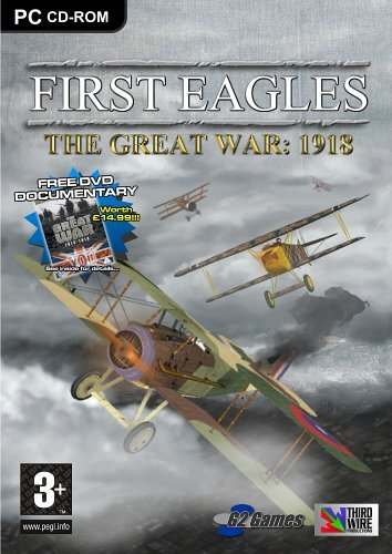 First Eagles : The Great War : 1918 (PC-CD)