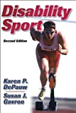 img - for Disability Sport -2nd (Second) edition:2nd (Second) edition book / textbook / text book