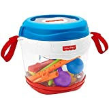 Kids Station On-the-Go Drumset with Musical Instruments Music Set