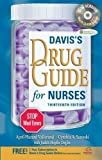 img - for Davis's Drug Guide for Nurses + Resource Kit CD-ROM 13th (thirteenth) Edition by Vallerand PhD RN FAAN, April Hazard, Sanoski BS PharmD F published by F.A. Davis Company (2012) book / textbook / text book