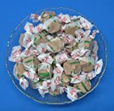 Chocolate Mint Flavored Taffy Town Salt Water Taffy 1 Pound