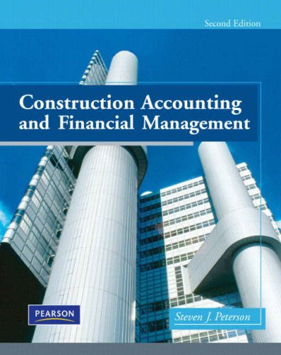 Construction Accounting & Financial Management (2nd...