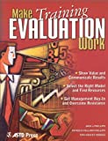 img - for Make Training Evaluation Work book / textbook / text book