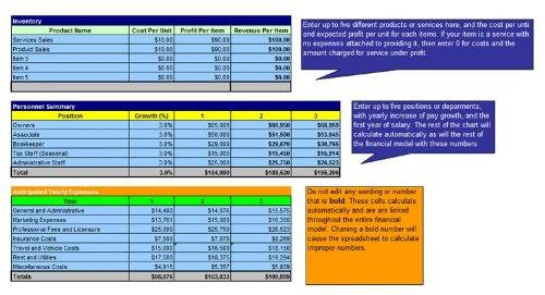 Sample business plan computer training center image 1