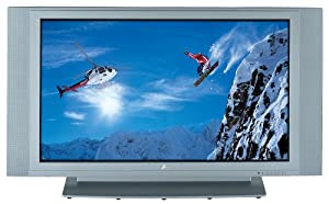 Zenith P42W46X 42-Inch Flat Panel Plasma ED-Ready TV with NTSC Tuner