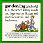 Gardening (Workman Pocket Dictionary)