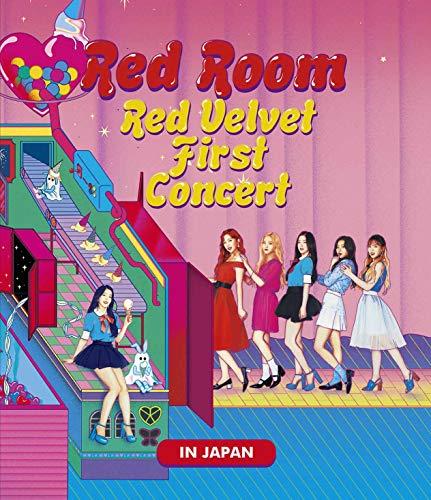 Blu-ray : Red Velvet 1st Concert Red Room In Japan (Japan - Import)