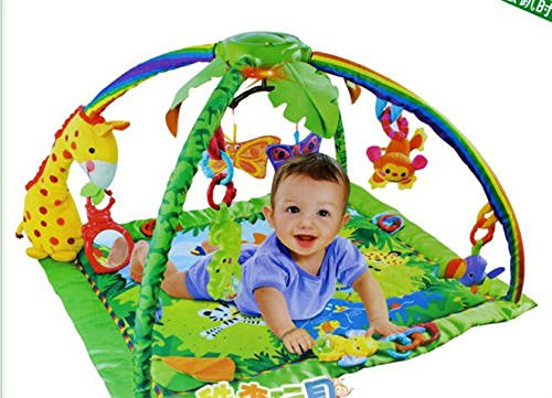 Lovely Kids New Baby Gym Musical Toy Blanket Blanket Blanket Crawling Game Pad..% front-1066816