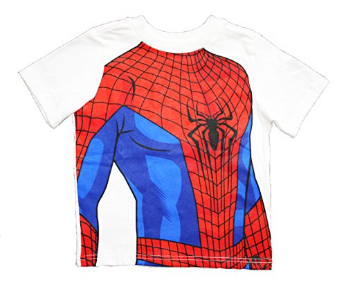 Spider-Man Little Boys Toddler Costume T Shirt