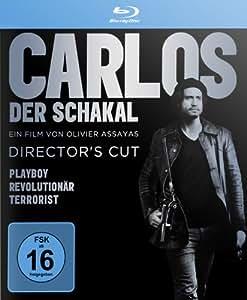 Carlos - Der Schakal (Extended Version, Director's Cut)  [Blu-ray] [Director's Cut]