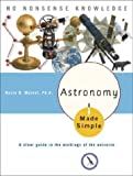 img - for Astronomy Made Simple (Made Simple (Broadway Books)) book / textbook / text book