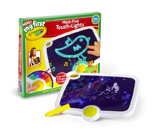 my-first-crayola-mess-free-touch-lights-ages-2-to-4-art-activity-station-colorful-lights-music-great