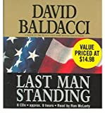 img - for [ LAST MAN STANDING ] By Baldacci, David ( Author) 2005 [ Compact Disc ] book / textbook / text book