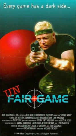 Unfair Game [VHS] [Import]