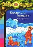 """Afficher """"La Cabane magique n° 15<br /> Danger sur la banquise"""""""