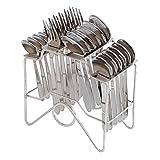 Elegante' 24 Pcs. Zenith Spoon Cutlery Set (Sigma)