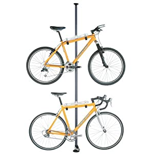 Click to buy Garage Bicycle Storage: Topeak Dual Touch Bike Storage Stand from Amazon!